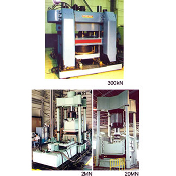 Isolation Rubber Test System